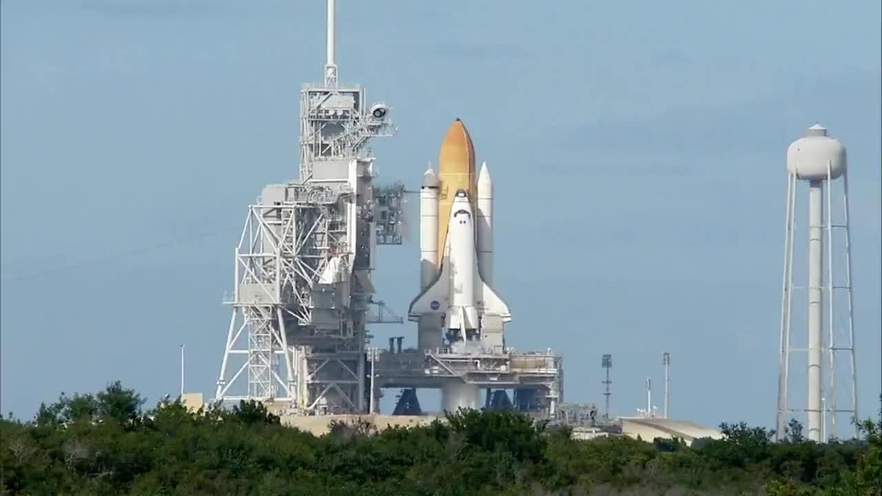 火箭 推进器 美国航空航天局 航天飞机 奋进 亚特兰蒂斯号 发现
