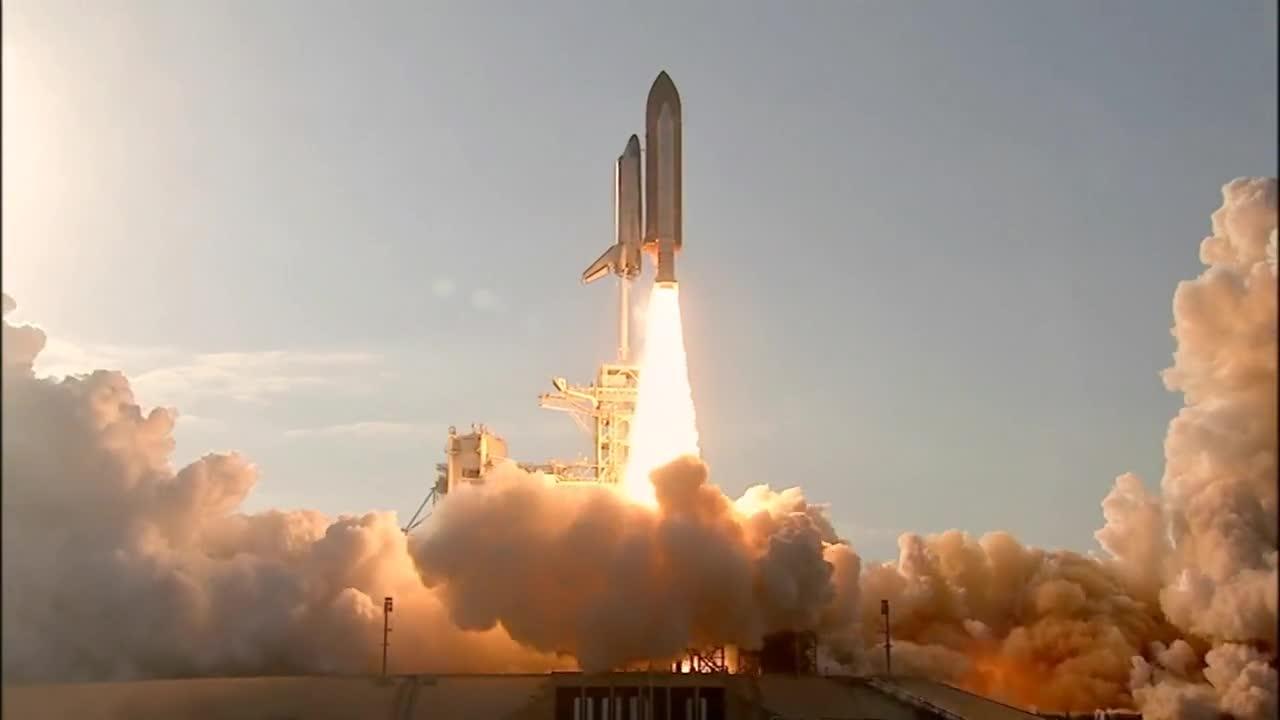 火箭发射 开普 caneveral 美国航空航天局 航天飞机 奋进