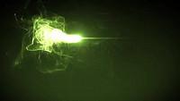 震撼魔幻粒子烟雾logo演绎ae模板