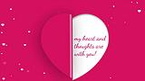 浪漫情人节表白电子相册片头ae模板