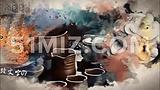 水墨中国风茶文化企业宣传片AE视频模板