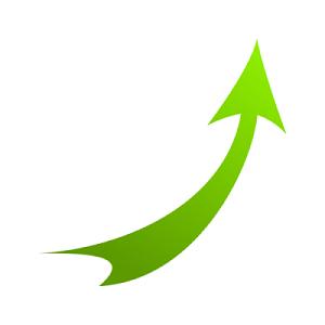 励志小人矢量图标素材_阶梯上升线图素材-阶梯上升线图图片素材下载-觅知网