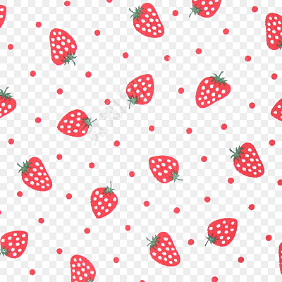ps素材清新碎花_草莓花纹小碎花图案元素图片素材免费下载 - 觅知网