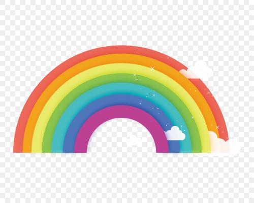 ps举牌素材_卡通彩虹素材-卡通彩虹图片-卡通彩虹素材图片下载-觅知网