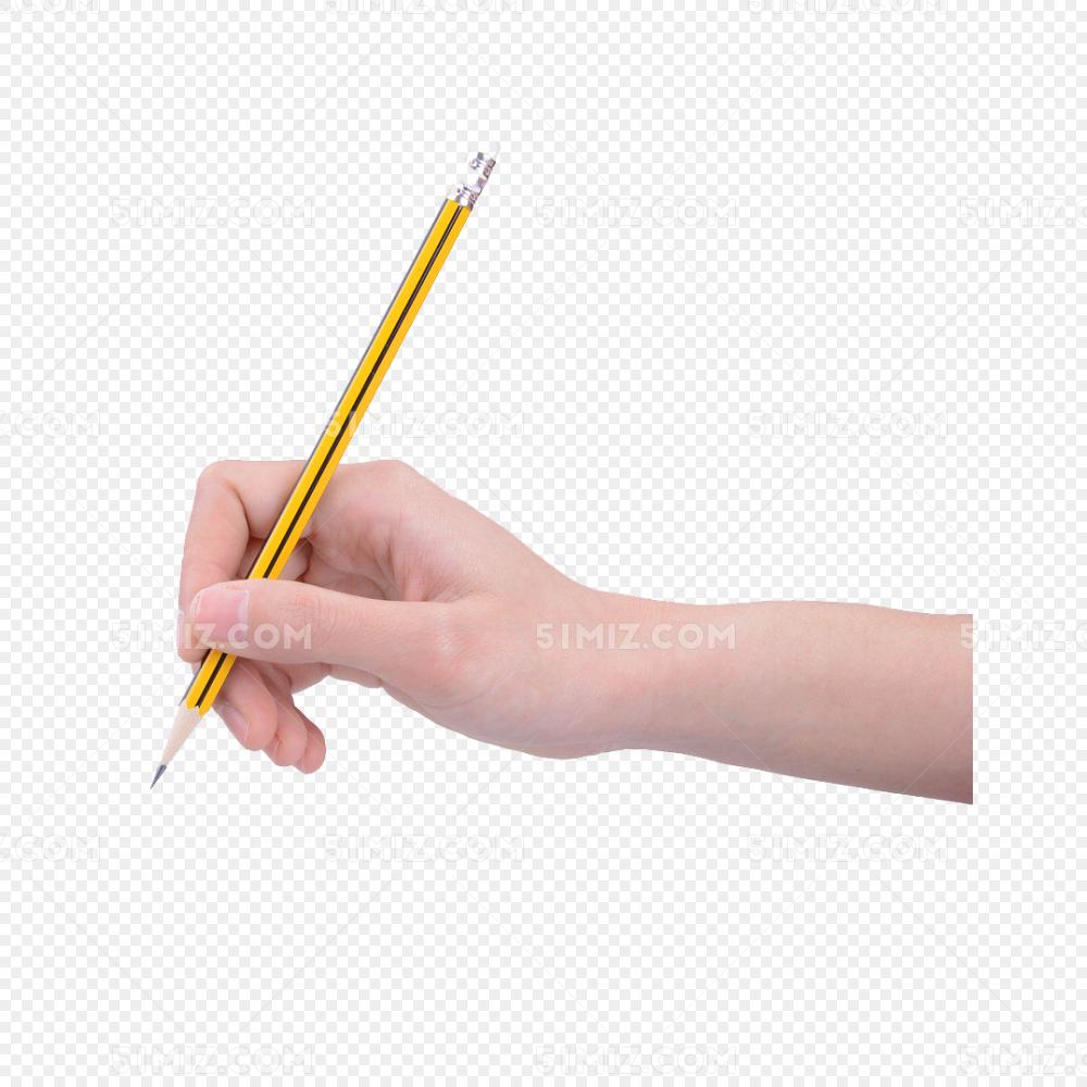 个性网举牌素材_一只手拿笔图片素材免费下载 - 觅知网