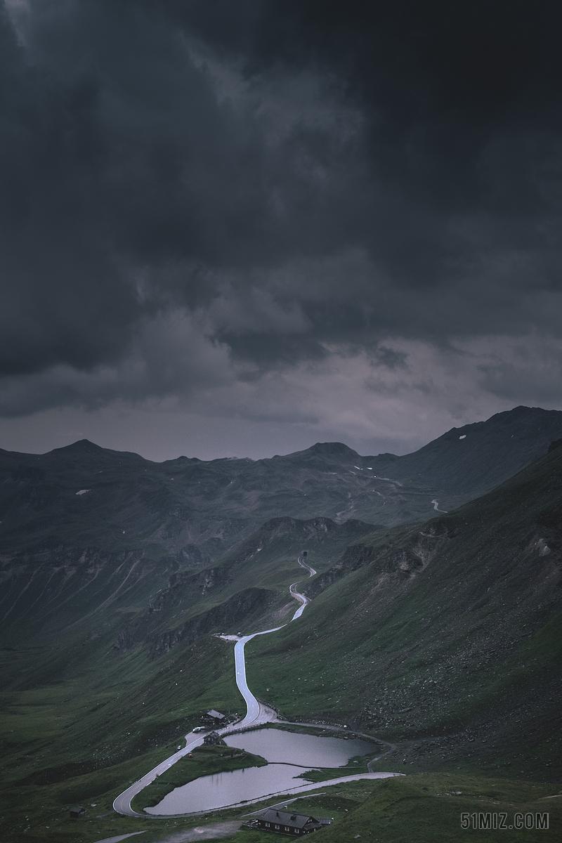 多云天气唯美图片_阴天素材-阴天图片-阴天素材图片下载-觅知网